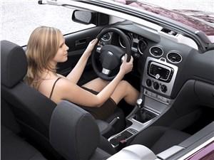 Предпросмотр ford focus 2008 интерьер кузова купе-кабриолет
