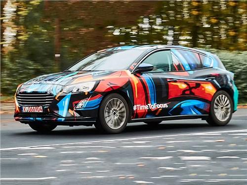 Ford показал новый Focus: первые фотографии