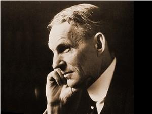 Основатель династии Генри Форд