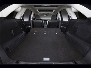 Предпросмотр ford edge 2014 багажное отделение