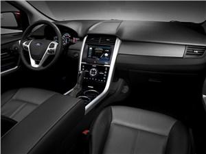 Предпросмотр ford edge 2014 салон