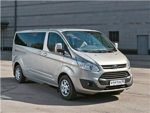 Ford Tourneo Custom 2013 Американский акцент