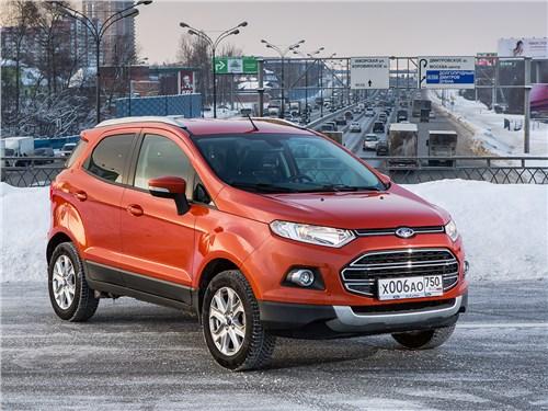 Ford EcoSport (универсал 5-дв.)