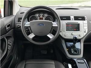 Предпросмотр ford kuga 2008 водительское место