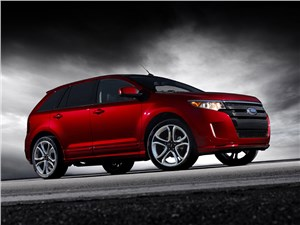 ford edge конкуренты