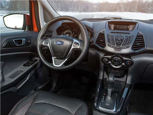 Ford EcoSport - Ford EcoSport 2013 салон