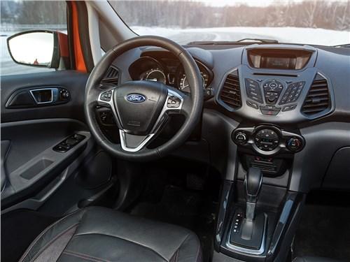 Ford EcoSport 2013 салон