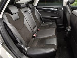 Ford Mondeo 2015 задний диван