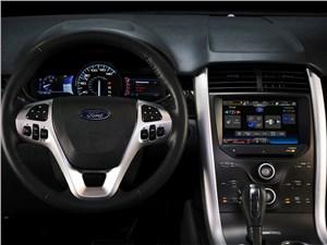 Предпросмотр ford edge 2014 водительское место
