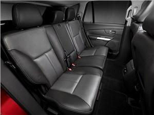 Предпросмотр ford edge 2014 задний диван