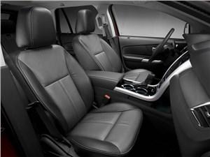 Предпросмотр ford edge 2014 передние кресла