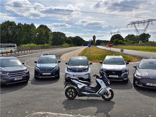 Ford, BMW и PSA научили автомобили общаться между собой