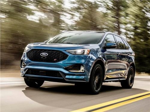 Новость про Ford Edge - Ford Edge