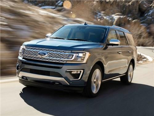 Ford официально представил новое поколение Expedition