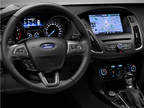 Ford оснастит российскую версию Focus новой мультимедийной системой