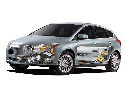 Новость про Ford Focus - Ford обновит электрическую версию Focus