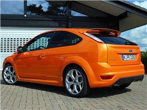 Предпросмотр ford focus st 2008 трехдверный хэтчбек фото 4