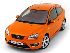 Предпросмотр ford focus st 2008 трехдверный хэтчбек фото 1