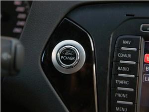 Ford Mondeo 2011 кнопка запуска двигателя