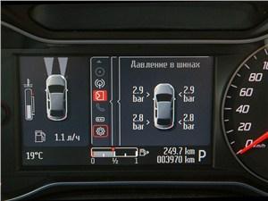 Ford Mondeo 2011 бортовой компьютер