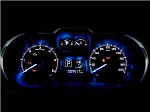 Предпросмотр ford ranger 2012 приборная панель