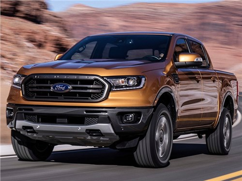 Новость про Ford Ranger - Ford Ranger