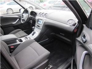 Предпросмотр ford s-max 2006 передняя часть салона вид справа