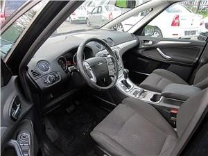 Предпросмотр ford s-max 2006 передняя часть салона вид слева