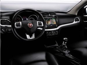 Fiat Freemont - Fiat Freemont 2012 водительское место