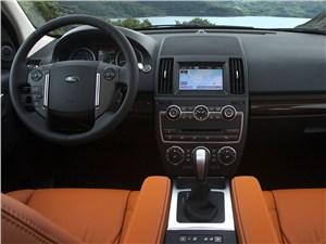 Герои нашего времени Freelander - Land Rover Freelander 2 2013 водительское место