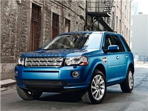 Land Rover Freelander - land rover freelander 2 2013 вид спереди