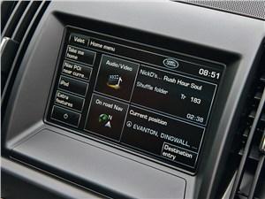 Land Rover Freelander 2 2013 монитор компьютера
