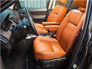 Land Rover Freelander 2 2013 передние кресла