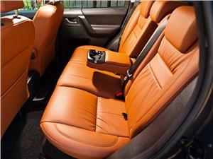 Land Rover Freelander 2 2013 задний диван