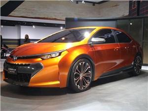 Furia – прообраз будущей Toyota Corolla