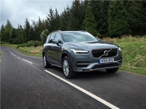 В 2017 году Volvo начнет масштабные испытания автономных автомобилей в Великобритании