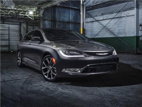 Новость про Chrysler 200 - Chrysler завершил серийное производство «200-ого» седана
