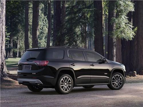 Новость про Chevrolet - GMC Acadia