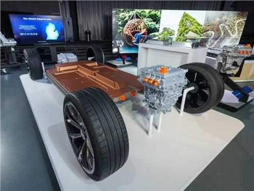 Honda воспользуется платформой GM для производства электромобилей