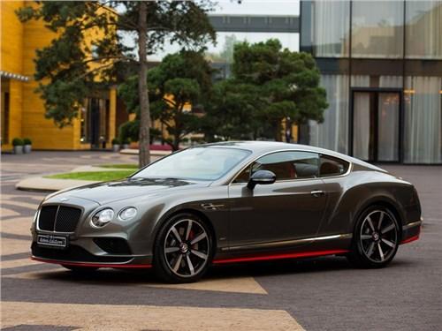 Bentley подготовил для российского рынка две лимитированные новинки