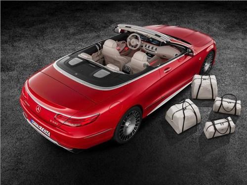 Новость про Mercedes-Benz - Лимитированный Mercedes-Maybach S 650 Cabriolet выйдет на российский рынок
