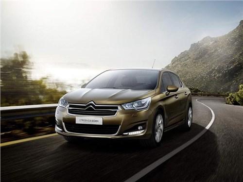 Новость про Citroen C4 sedan - Citroen назвал точную дату начала продаж нового C4 в России