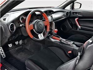 Предпросмотр toyota gt86 2012 водительское место