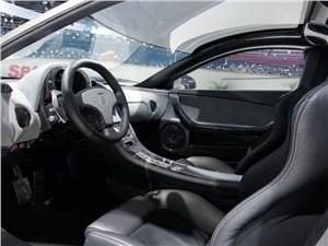 GTA Spano 2013 водительское место