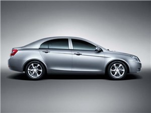 Geely Emgrand - Geely Emgrand