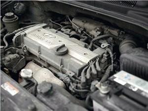Hyundai Getz 2005 двигатель