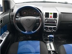 Hyundai Getz 2005 водительское место