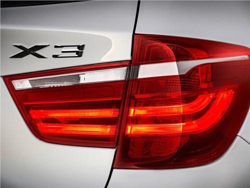 Стала известна дата выхода нового поколения BMW X3