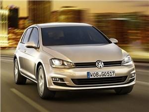 Парижский автосалон: Volkswagen представил Golf VII