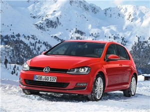 Новый Volkswagen Golf - Volkswagen Golf 4Motion 2013